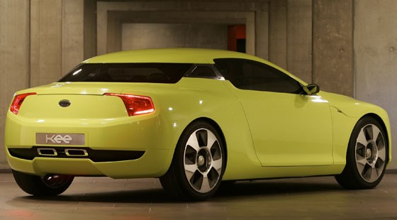 2007 Kia Kee Concept. Kia Kee concept | Automotive